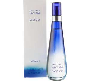 Davidoff Cool Water Wave EDT for Women (100ml) £15.99 @ Argos (free C&C)