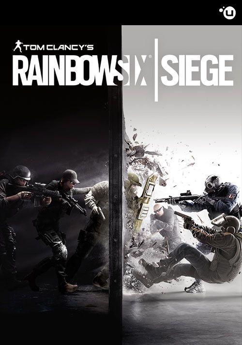 Tom Clancy's Rainbow Six Siege (Standard Edition)PC @ Gamesplanet - £13.59