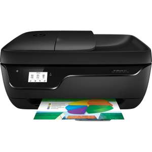 HP OfficeJet 3831 Printer - Black £34 - £10 AO cashback = £24 @ AO