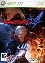 Devil May Cry 4 for Xbox 360 - 50p @ game.co.uk - Sold by Fareham Games / Disc Only / +£1.49 P&P