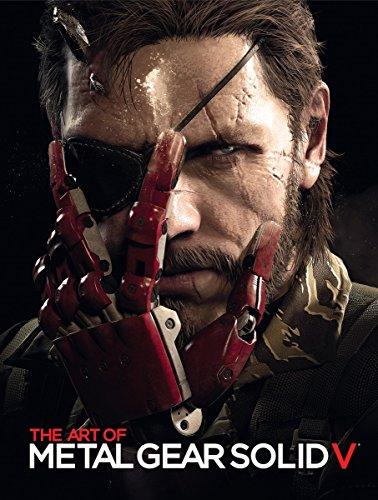 Metal Gear Solid V Artbook £12.66 Amazon Prime / £15.65 non-Prime