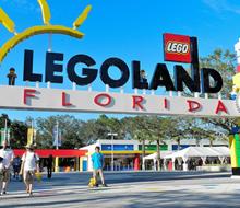 LEGOLAND Florida for 14 days - £29 (Upgrade ticket)