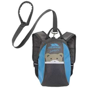 Mini Me Trespass Toddler Reins Rucksack 3L - £3.99 @ Trespass (free C&C)