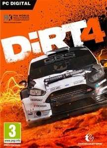 DiRT 4 PC - £9.79 @ Instant Gaming