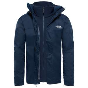 The North Face Evolve II Triclimate 3-in-1 Waterproof Men's Jacket, Navy £90 @ John Lewis