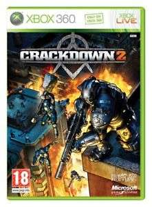 Crackdown 2 for xBox 360 £2.99 delivered @ eBay/Argos