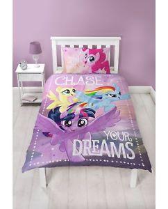 My Little Pony Movie Dreams Bedding - Single £8.99 Delivered @ eBay/Argos