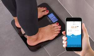 Digital Bluetooth Scale from Groupon for £21.98 delivered