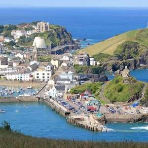 Ilfracombe Devon - THREE Nights for Two with Breakfast Each Day and Glass of Wine on First night £44.50pp (Other Options aval) @ Groupon