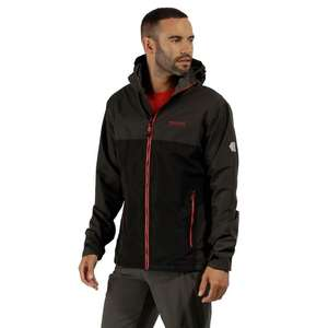 Regatta grey semita waterproof jacket was £100 now £30 @ Debenhams - Free c&c