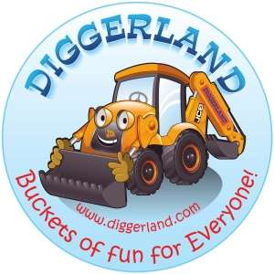 20% Off Entry for up to 4 people to Diggerland via Free Downloadable Voucher at Littlebird (kids under 90cm go Free)