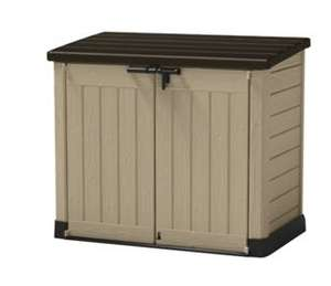 Keter store-it out Max outdoor plastic storage - £80.75 (discount at checkout) @ Wickes TradePro Customers Only