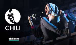 CHILI - Two digital movie rentals from CHILI and one cinema ticket valid at ODEON cinemas