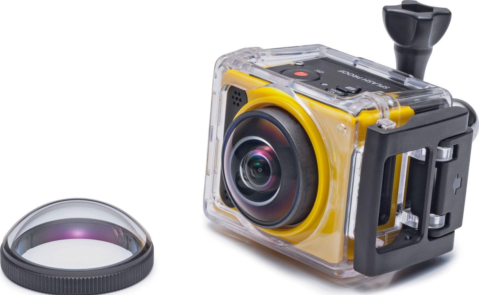 Kodak SP360 (1080p) Action Camera Kit - 360° Dome at Ebay Argos for £62.99