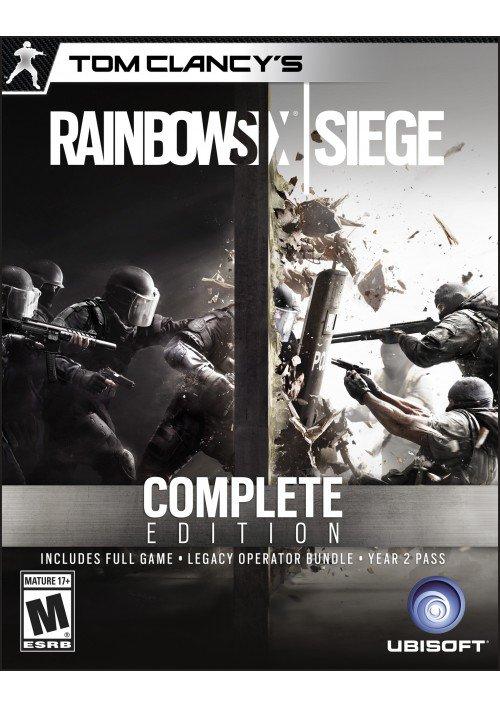 Tom Clancys Rainbow Six Siege Complete Edition PC w/ Y3 pass [uPlay] @ CDKeys.com £44.99