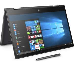 """HP ENVY x360 15.6"""" 2 in 1 - Ash Silver at Currys for £799.98"""