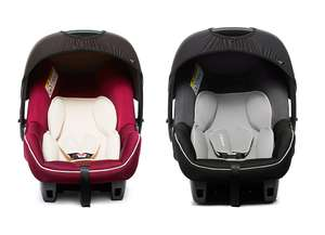 Ziba Baby Car Seat in red or black (was £70) now £35 + Free C&C @ Mothercare