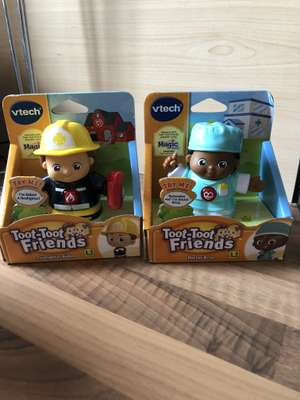 Vtech toot toot friends £2.40 in Sainsbury's reduced from £8.00