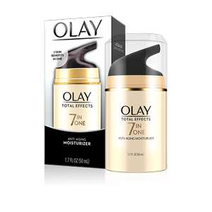 Olay deals at Asda online and instore e.g Olay Total Effects 7in1 items were £15 now £6