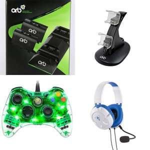 (NEW) Various Gaming Accessories from £3.19 delivered @ Music Magpie (SEE OP)