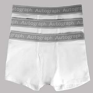 Autograph Boys 3 Pack Cotton Trunks with Stretch from £3 / Girls Packs of 3 School Knickers from £3 + Free Delivery / Free Nominated Day Delivery at M&S