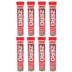 High 5 ZERO Tablets 8 X 20 tab tubes for £7!! (+ £5 delivery SportsDirect)