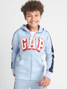 Boys sweatshirt (from £5.49) and trousers (from £3.49) for £8.98 at Gap.