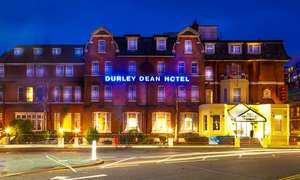 Bournemouth's Durley Dean Hotel - 1 Night Stay for Two with Breakfast, Spa Discount, Leisure Access and Late Check-Out  £55.20 (£27.60 pp) @ Groupon (more options in post)