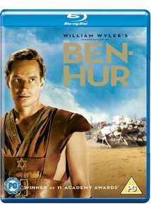 Ben-Hur - Ultimate Collector's Edition Blu Ray (3 Disc Boxset) £6.99 delivered @ Base