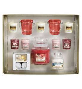 Yankee Candle Gift Christmas Edition £25- Boots.com