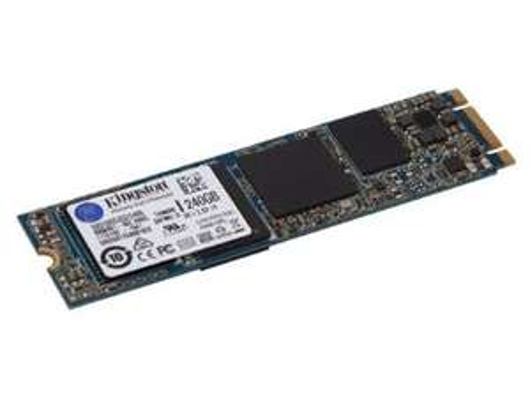 Kingston SSDNow M.2 SATA G2 240GB M.2-2280 SSD £46.34 @ CCL