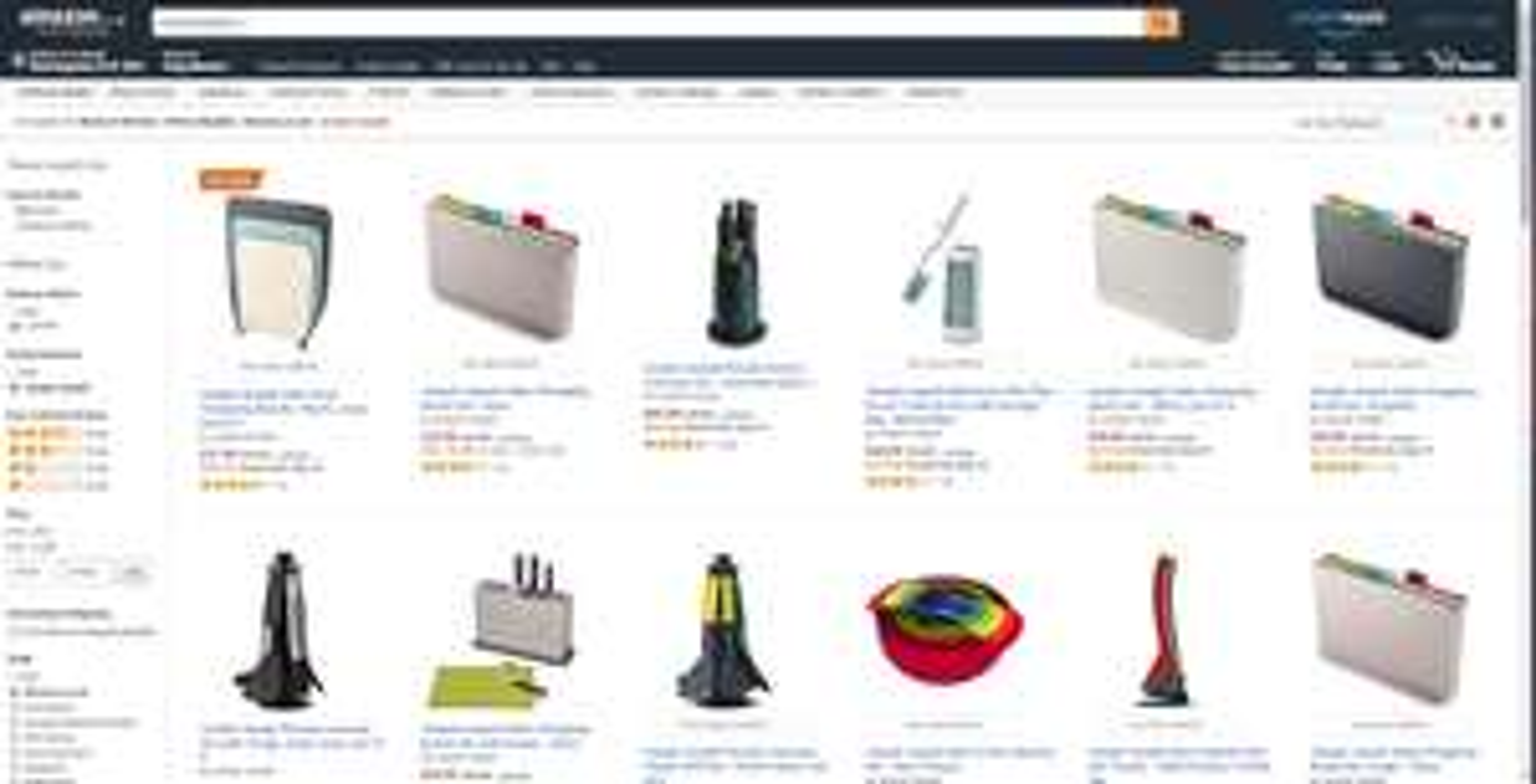 Amazon - Heavy discounts on Joseph Joseph