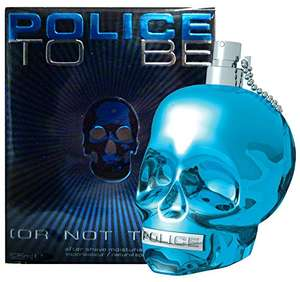 Police To Be or Not To Be After Shave Spray 125 ml  £11.69 Sold by Glamour Online and Fulfilled by Amazon (£4.49 delivery)