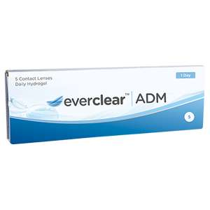 10 Everclear ADM Contact Lenses free with code CLEAR10 at Vision Direct - just pay £2.98 postage