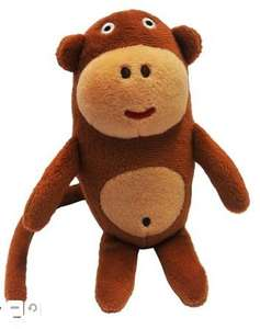 Free Ella's Kitchen Cuddly monkey soft toy wys £6 on selected Ella's Kitchen @ Boots