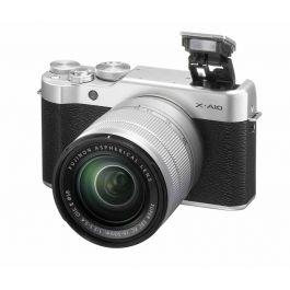 Refurbished FUJIFILM X-A10 Kit (XC16-50mm mkII Lens) Compact System Camera  £199.00 @ Fuji
