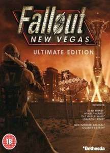 Fallout: New Vegas Ultimate Edition PC £5.49/£5.22 with FB code @ CD KEYS