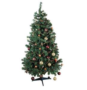 Homegear Alpine 6ft Deluxe Artificial Christmas / Xmas Tree with 700 Tips amazon warehouse deals described as like new (only 1) £15.04 (£4.49 delivery non prime)