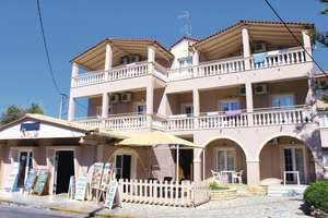 Ekati 2 Plus in KAVOS, CORFU, GREECE  In the heart of lively nightlife. 24 hour hotel bar. Jacuzzi® by pool. £151.30pp at TUI