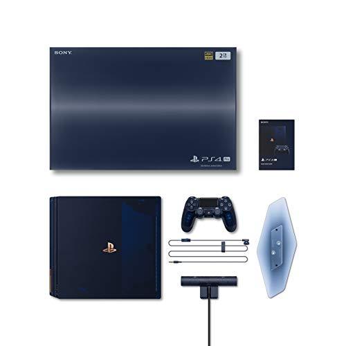 PS4 Pro 500 Million Limited Edition 2TB (pre order) £449.99 Amazon