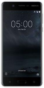Sim Free Nokia 5 5.2 Inch 1.2GHz 16GB 2GB 13MP 4G Mobile Phone - Black Refurbished With a 12 Month Argos Guarantee £92.99 @  Argos on eBay