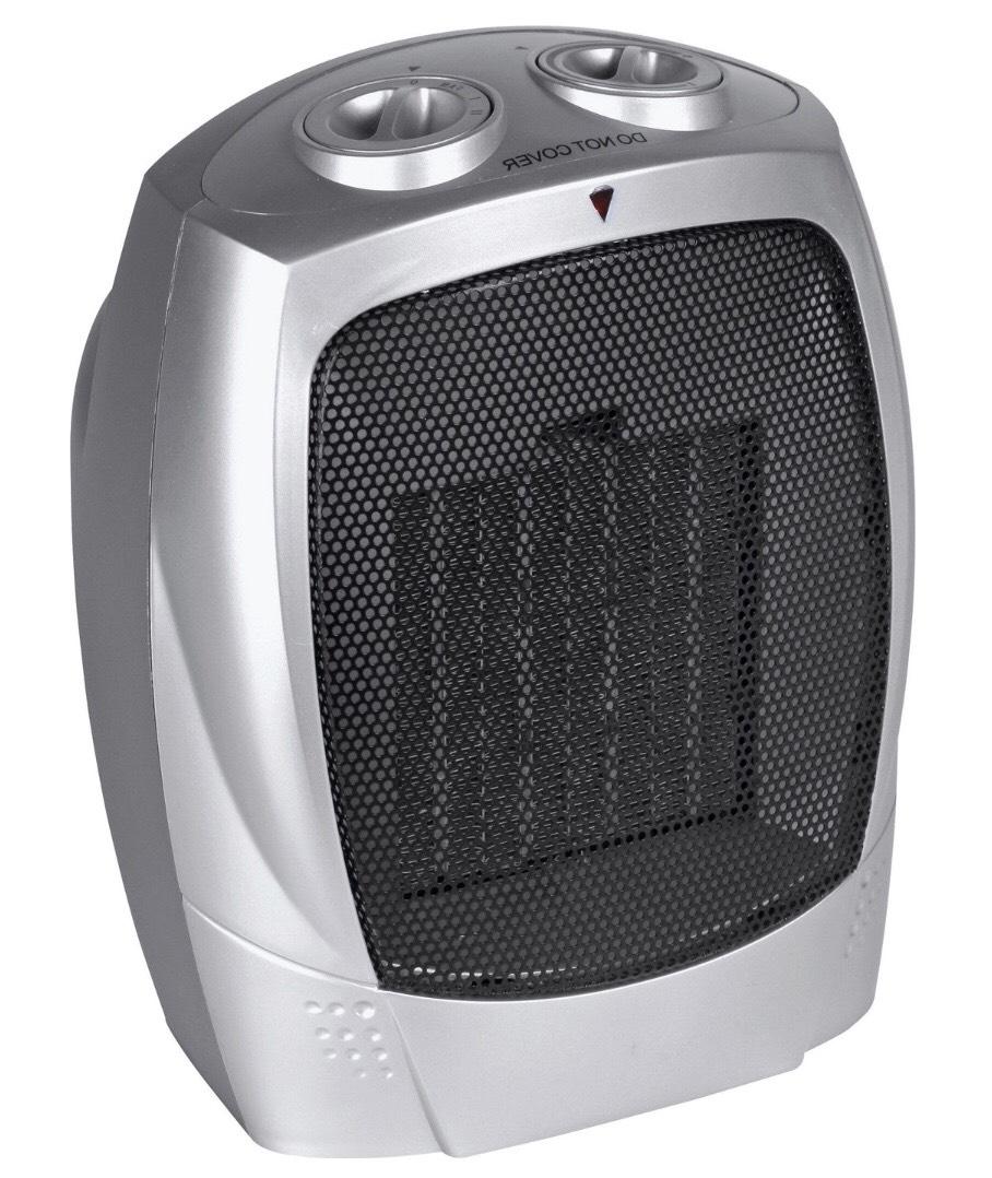 Challenge 1.5kW Upright Ceramic Heater - £10.99 @ Argos