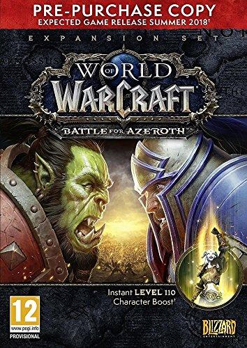 World of Warcraft: Battle of Azeroth £29.99 @ Amazon
