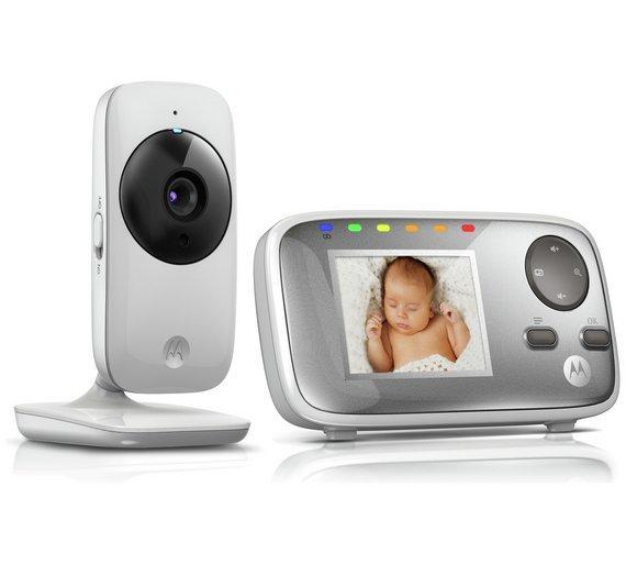 Motorola MBP482 Baby Video Monitor now £49.99 C+C @ Argos (£70+ elsewhere)
