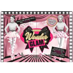 Soap & Glory Winter Wonder Glam (worth £50) now £17.99 C+C @ Boots