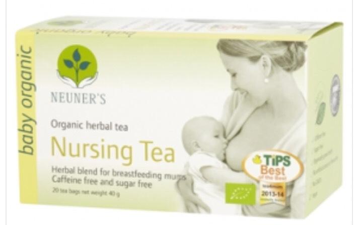 Free Pregnancy / Nursing Herbal Tea @ Neuner's