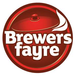 Two Main Meals for £8.99 @ Brewers Fayre