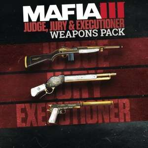 Mafia III – Judge, Jury & Executioner Weapons Pack Is Free In The Playstaion Store