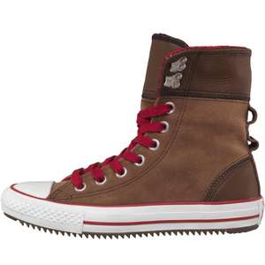 Converse Womens CT All Star X-Hi Elsie Rolldown Trainers sizes 3 & 3.5 £12.99 / £17.48 delivered @ M&M direct