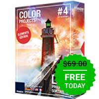 COLOR projects 4 elements - FREE at Giveawayoftheday
